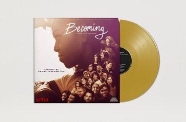 Young Turks Kamasi Washington - Becoming (Coloured Vinyl)