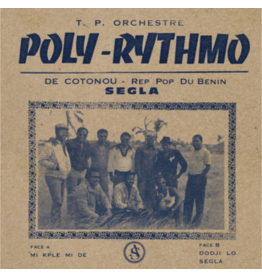 Acid Jazz TP Orchestre Poly Rythmo -  Segla