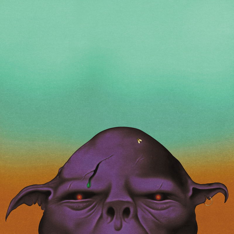 Castle Face Records Oh Sees - Orc (Yellow Vinyl)