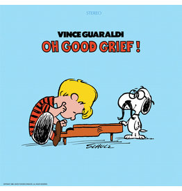 Omnivore Recordings Vince Guaraldi - Oh, Good Grief! (Red Vinyl)
