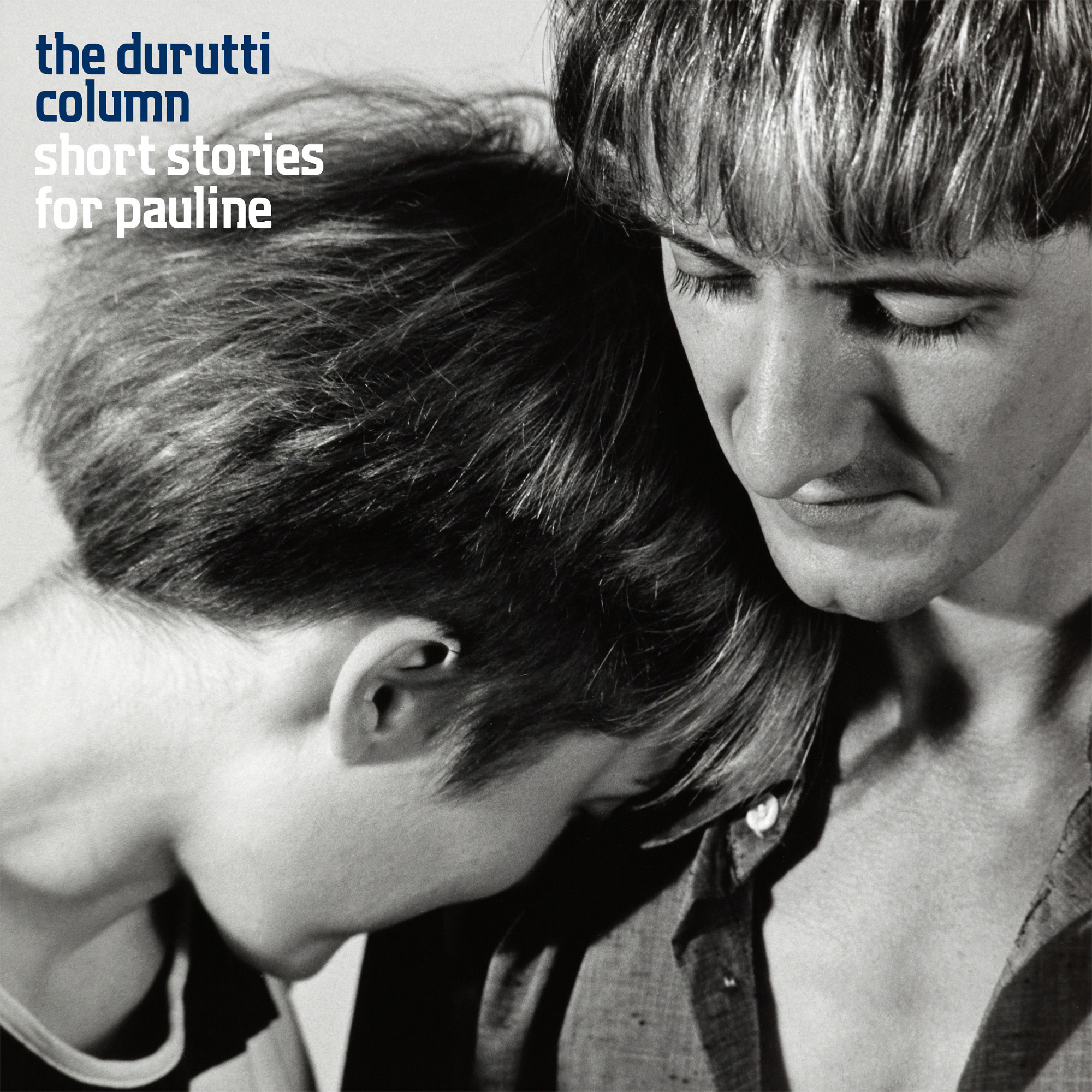 Factory Benelux Durutti Column - Short Stories For Pauline (Blue Vinyl)