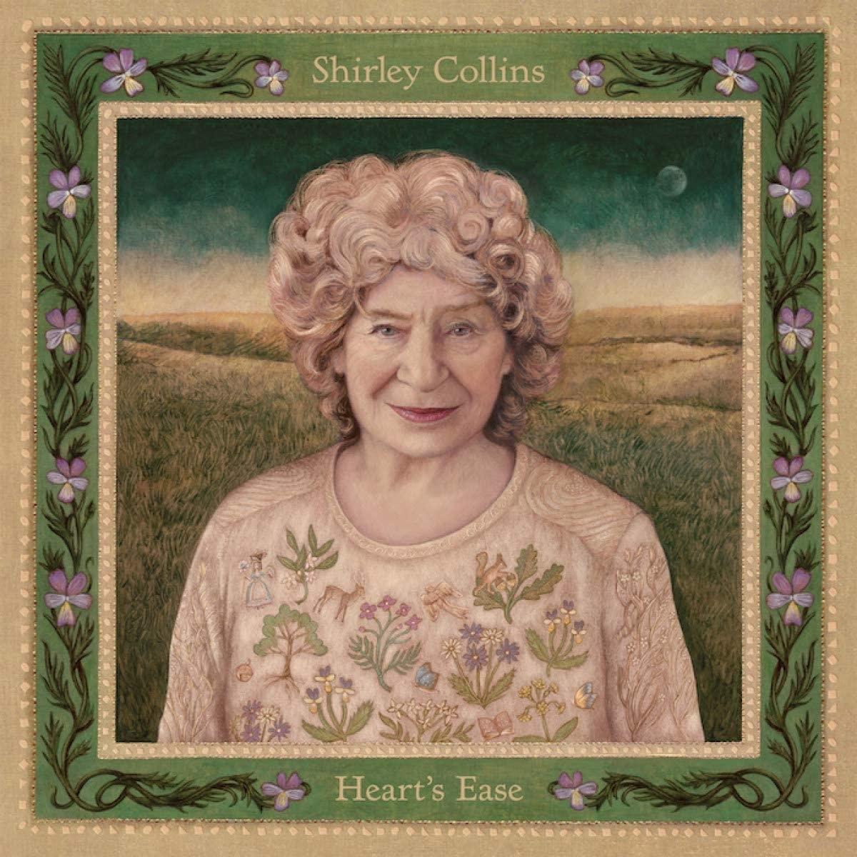 Domino Recording Co. Shirley Collins - Heart's Ease (Love Record Stores Version)