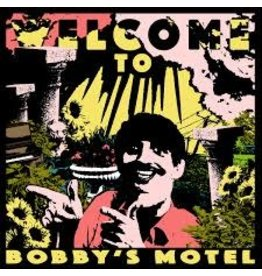 Partisan Records Pottery - Welcome To Bobby's Motel (Love Record Stores Version)