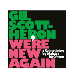 XL Recordings Gil Scott Heron - We're New Again: A Re-imagining by Makaya McCraven (Love Record Stores Version)