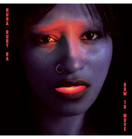 Brace Yourself Records Nuha Ruby Ra - How To Move (Coloured Vinyl)