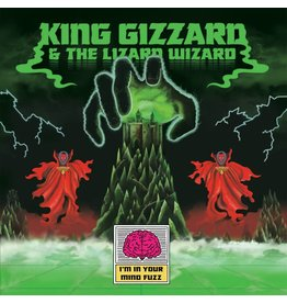 Castle Face Records King Gizzard & The Lizard Wizard - I'm In Your Mind Fuzz (Magenta Vinyl)