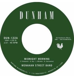 Daptone Records Menahan Street Band - Midnight Morning b/w Stepping Through Shadow