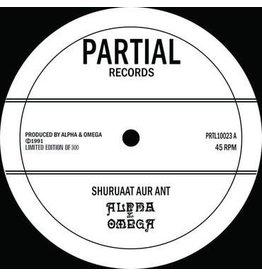 Partial Records Alpha and Omega - Shuruaat Aur Ant