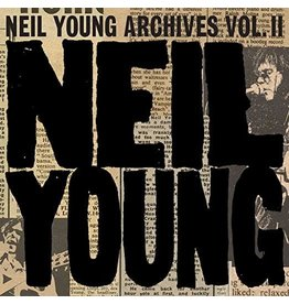 Reprise Neil Young - Archives II (1972 – 1976)