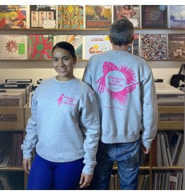 Stranger Than Paradise Records Stranger Than Paradise Grey Sweatshirt