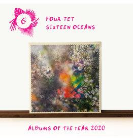 Text Four Tet - Sixteen Oceans