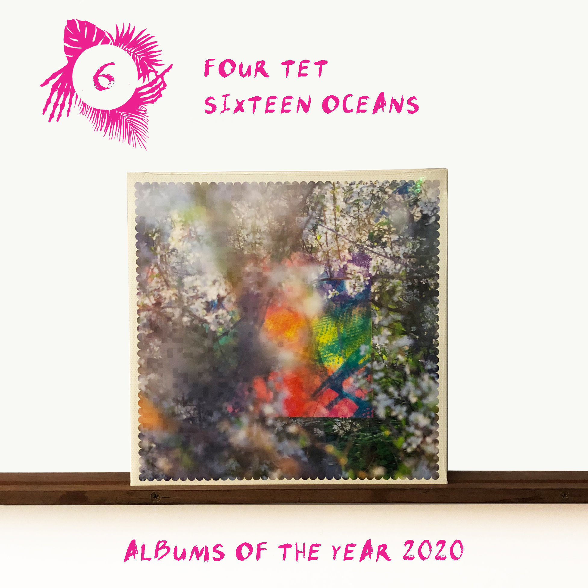 Text Four Tet - Sixteen Oceans