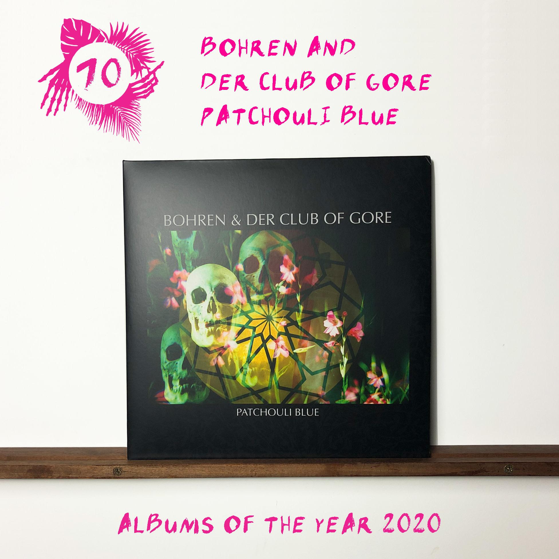 Play It Again Sam Bohren & der Club of Gore - Patchouli Blue