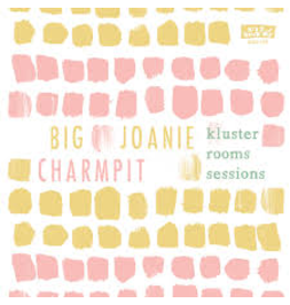 Kill Rock Stars Big Joanie - The Kluster Rooms Sessions (Coloured Vinyl)