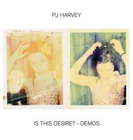 Island Records PJ Harvey - Is This Desire? (Demos)