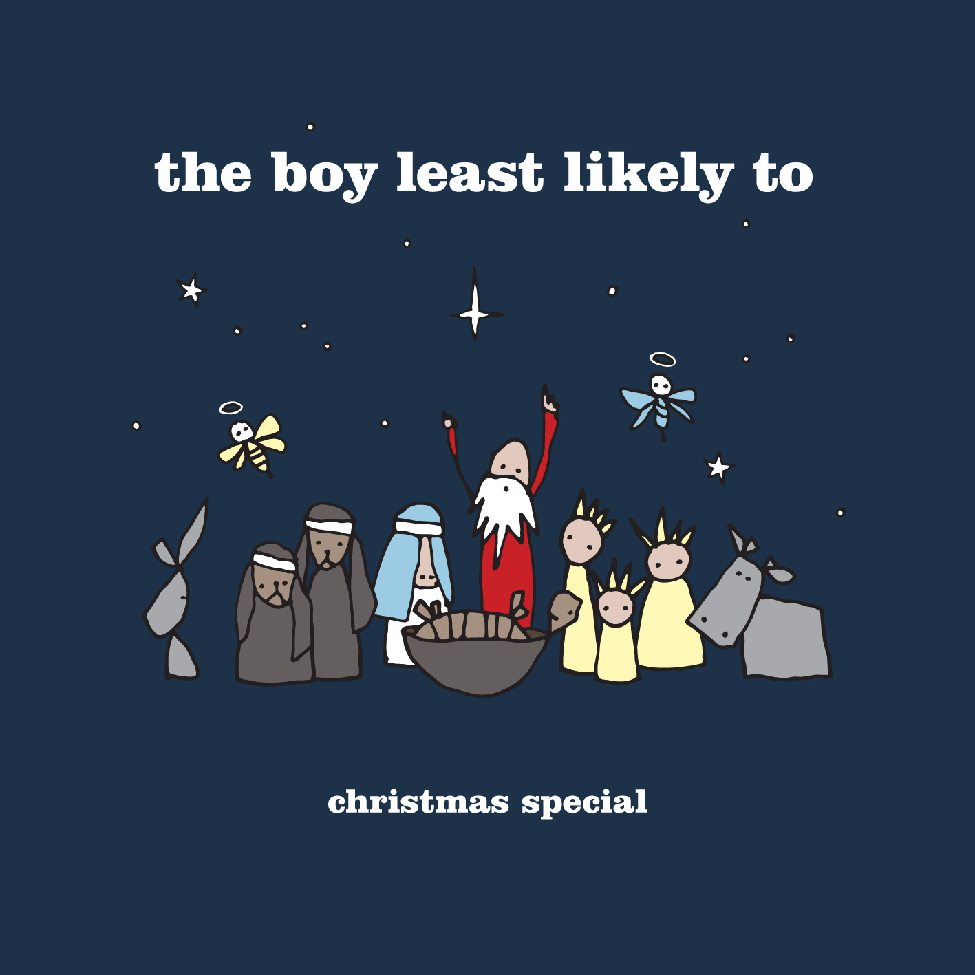 Too Young To Die The Boy Least Likely To - Christmas Special