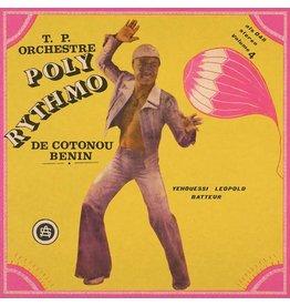 Acid Jazz T.P Orchestre Poly Rythmo De Cotonou – Benin - Vol. 4: Yehouessi Leopold Batteur
