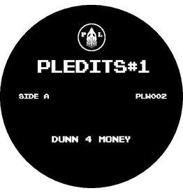Paranoid London Records Paranoid London - PLEDITS#1