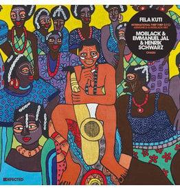Defected Fela Kuti, MoBlack, Emmanuel Jal, Henrik Schwarz - International Thief Thief (I.T.T.) (Armonica & MoBlack Mix) / Chagu