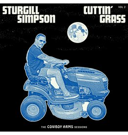 Thirty Tigers Sturgill Simpson - Cuttin' Grass Vol. 2 (Coloured Vinyl)