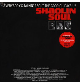 Because Music Various - Shaolin Soul Episode 1