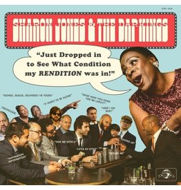 Daptone Records Sharon Jones & The Dap-Kings - Just Dropped In (To See What Condition My Rendition was In)