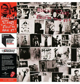 Polydor The Rolling Stones - Exile On Main Street (Half Speed Master)