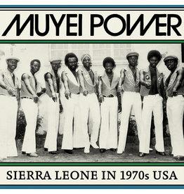 Soundway Records Muyei Power - Sierra Leone in 1970s USA