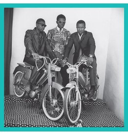 Mr Bongo Various - The Original Sound of Mali (Coloured Vinyl)