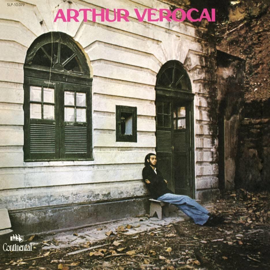 Mr Bongo Arthur Verocai - Arthur Verocai (Coloured Vinyl)