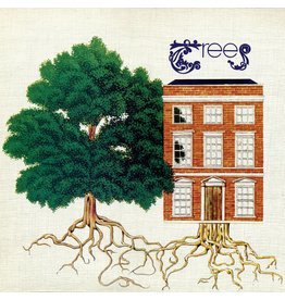 Earth Recordings Trees - The Garden Of Jane Delawney (White Vinyl)