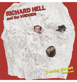 Omnivore Recordings Richard Hell And The Voidoids - Destiny Street Remixed