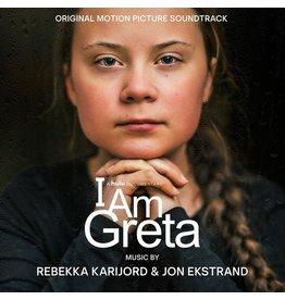 OONA Recordings Rebekka Karijord and Jon Ekstrand - I Am Greta OST (Coloured Vinyl)