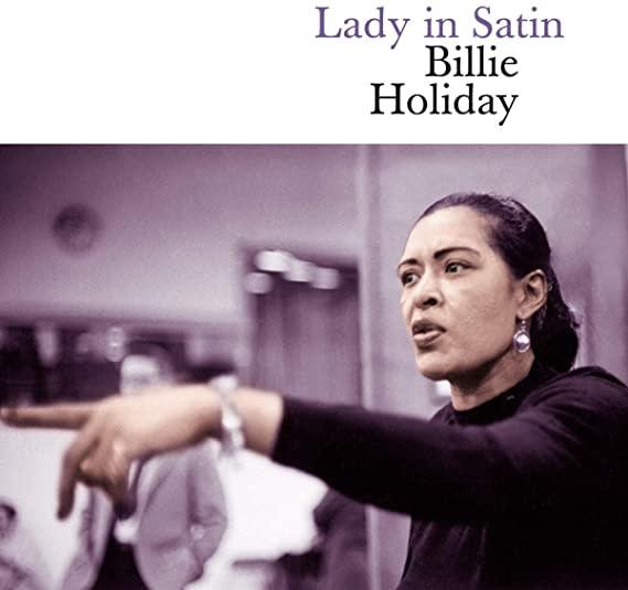 20th Century Masterworks Billie Holiday - Lady In Satin + 2 Bonus Tracks (Coloured Vinyl)