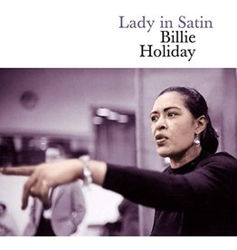 20th Century Masterworks Billie Holiday - Lady In Satin + 2 Bonus Tracks (Coloured Vinyl)