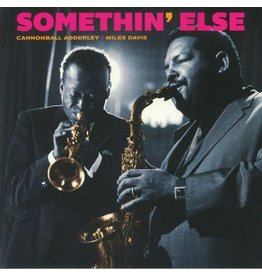 20th Century Masterworks Cannonball Adderley - Somethin' Else + Bonus Track (Coloured Vinyl)