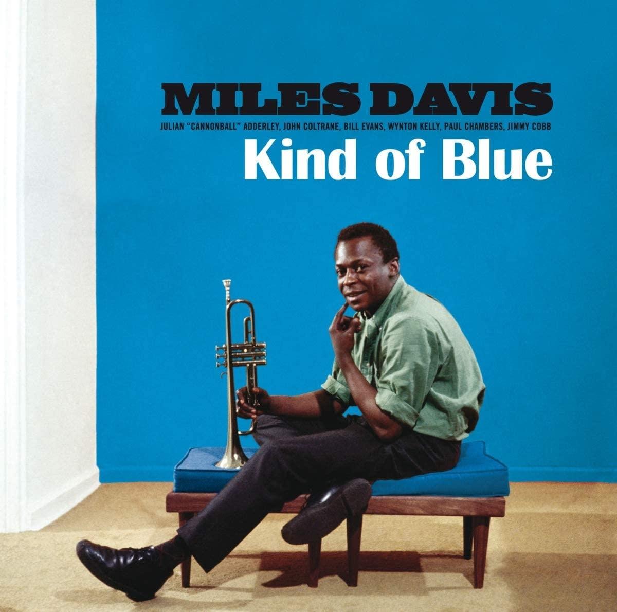 20th Century Masterworks Miles Davis - Kind Of Blue + Bonus Track (Coloured Vinyl)