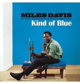 20th Century Masterworks Miles Davis - Kind Of Blue + Bonus Track (Coloured Vinyl)