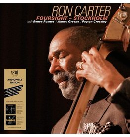 In & Out Records Ron Carter - Foursight - Stockholm