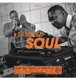 Wagram Music Various - Sampled Soul