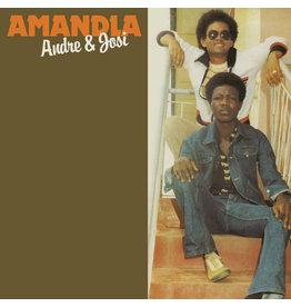 Tidal Waves Music Andre & Josi - Amandla