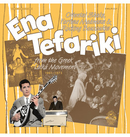 Radio Martiko Various - Ena Tefariki: Oriental Shake, Farfisa Madness & Rocking Bouzoukis From The Greek Laika Movement (1961-1973)