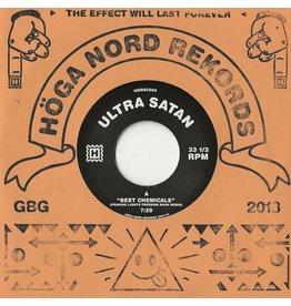 Höga Nord Rekords Ultra Satan - Peaking Lights & Golden Bug Remixes