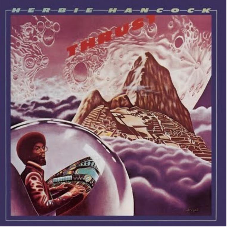 Music On Vinyl Herbie Hancock - Thrust