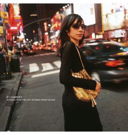 Island Records PJ Harvey - Stories From The City, Stories From The Sea