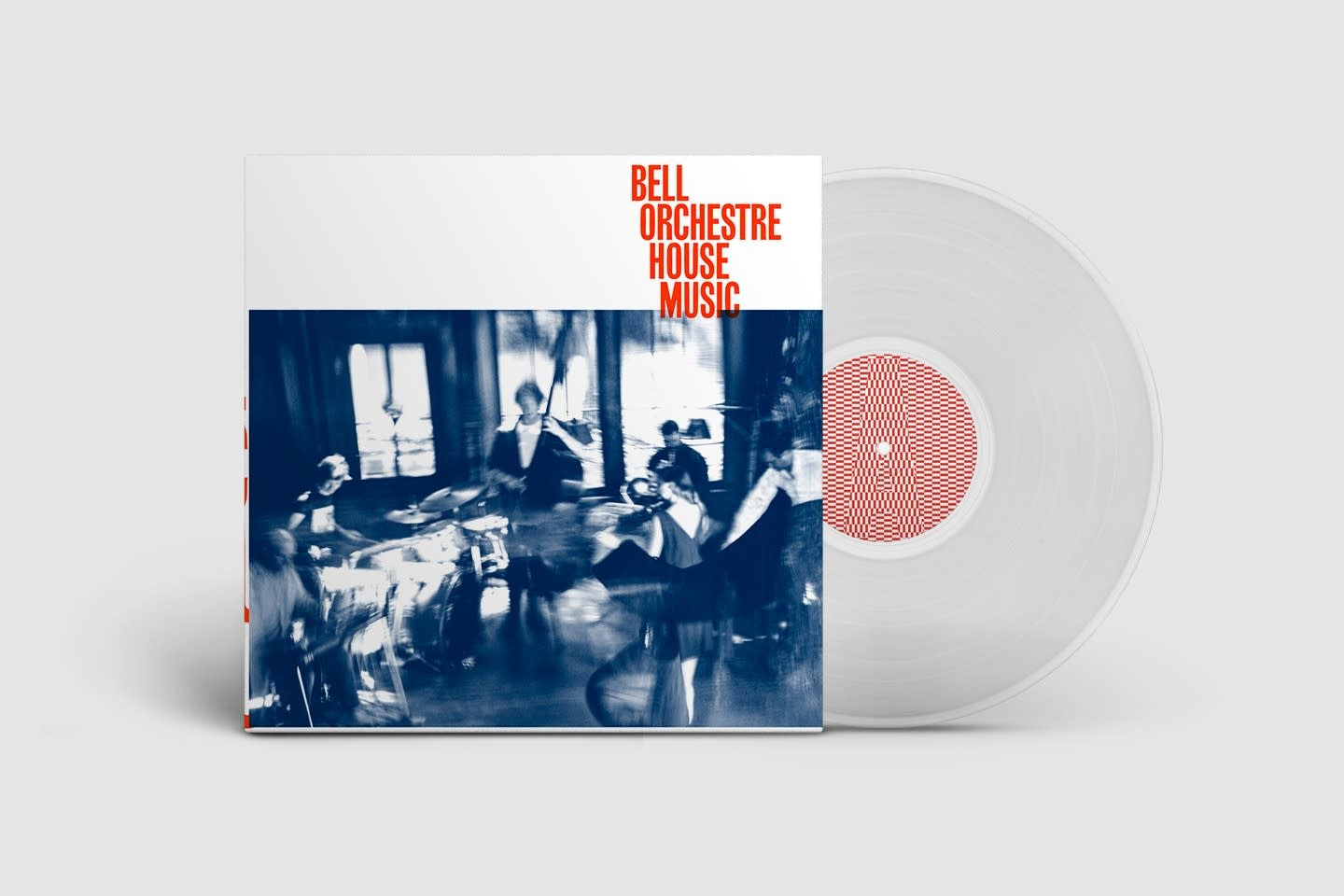 Erased Tapes Bell Orchestre - House Music (Clear Vinyl)