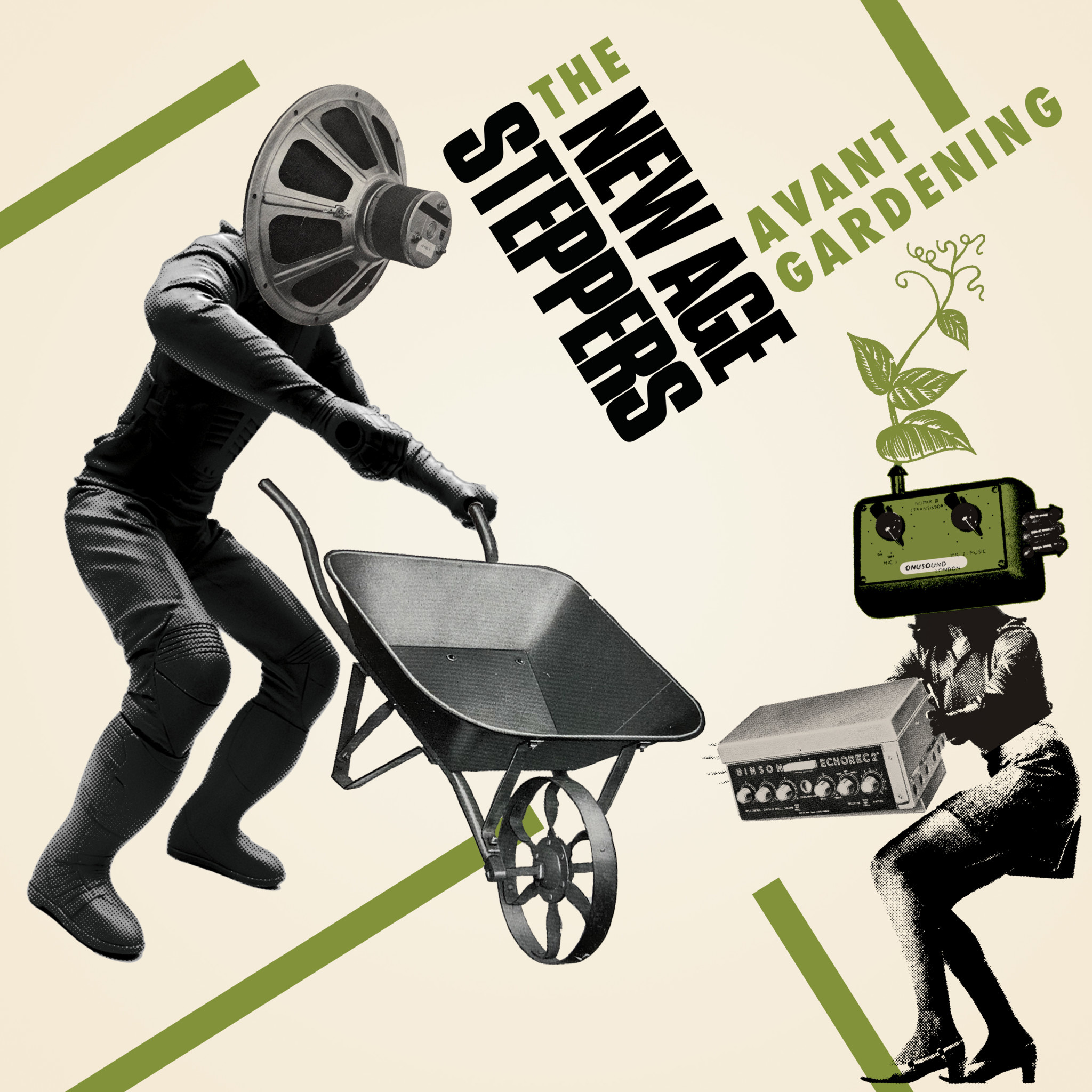 On-U Sound New Age Steppers - Avant Gardening