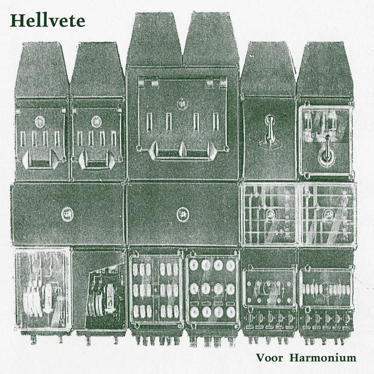 Aguirre Hellvete - Muziek Voor Harmonium