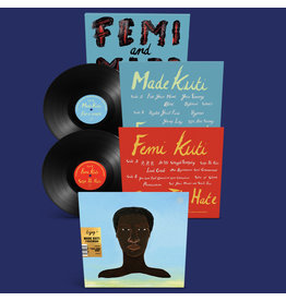 Partisan Records Femi Kuti & Made Kuti - Legacy +