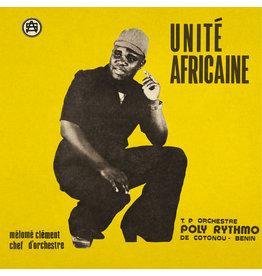 Acid Jazz T.P Orchestre Poly-Rythmo De Cotonou – Rep Pop Du Benin - Unité Africaine